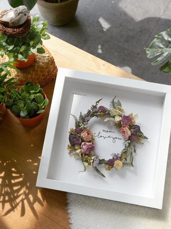 Mother's Day Special Flower Design: My Family, My Ohana | Scentales