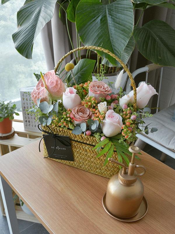embun-pagi-flower-basket-medium