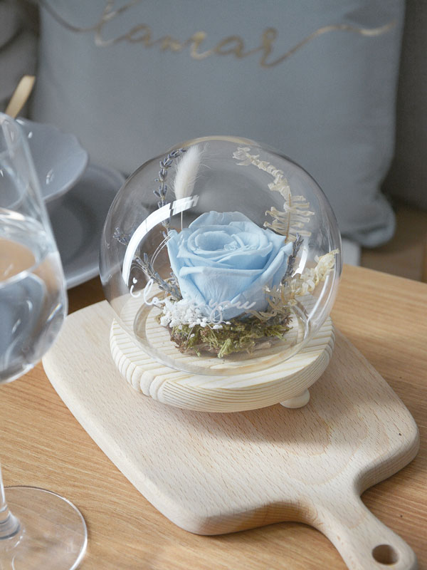 sanctuary-preserved-rose-glass-globe-blue