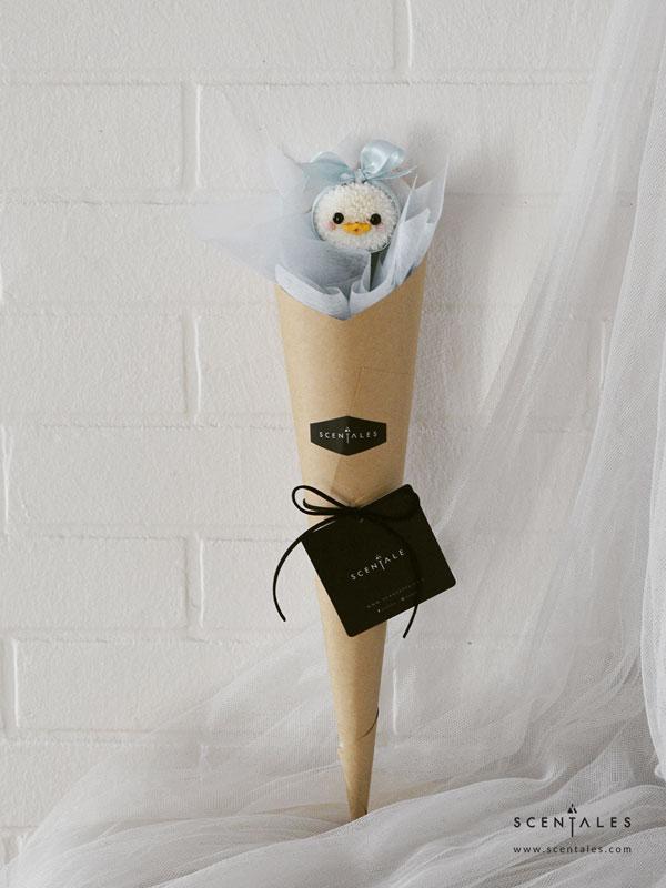 duckling petite flower bouquet