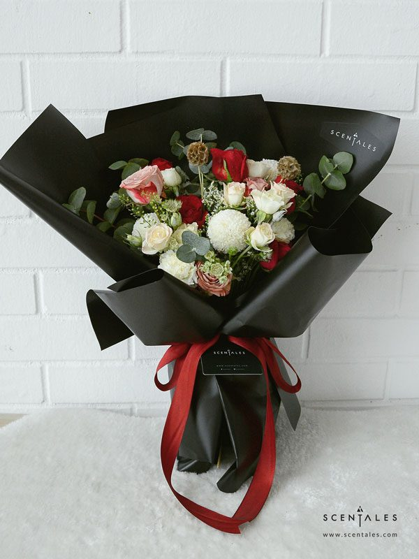 fifth symphony flower bouquet